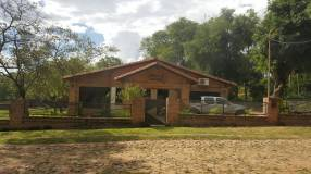 Casa Quinta en Sanber totalmente equipada