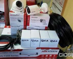 CCTV HD Turbo Hikvision VHG HDMI RJ45
