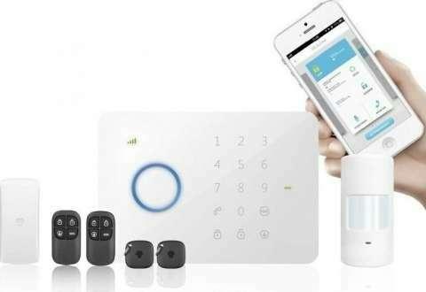 Alarma GSM para casas oficinas o depósitos - 1