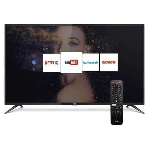 Smart Tv AOC 55 pulgadas 4K UHD nuevas - 2