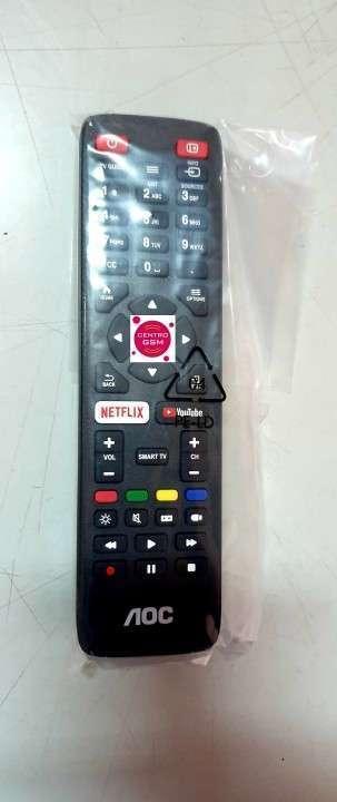 Smart Tv AOC 55 pulgadas 4K UHD nuevas - 1
