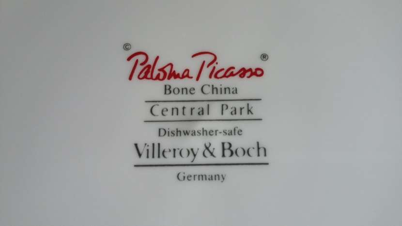 Vajilla Villeroy & boch - 3