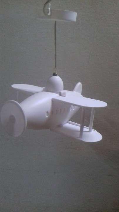 Lampara Colgante, aviòn - 2