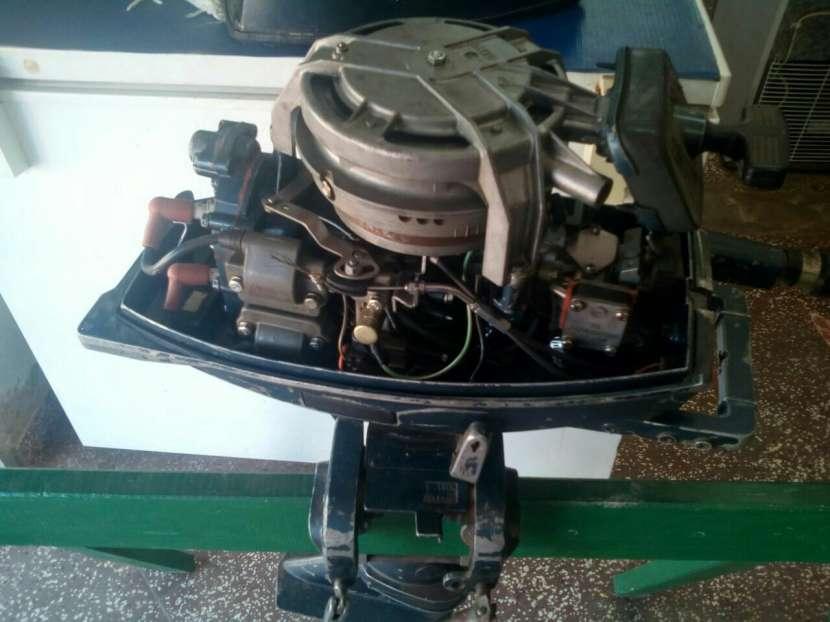 Motor fuera de borda Yamaha de 8hp - 3