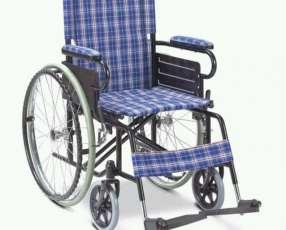 Silla de ruedas de Aluminio liviano
