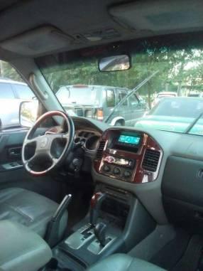 Mitsubishi Montero GLS 2006 diésel automático