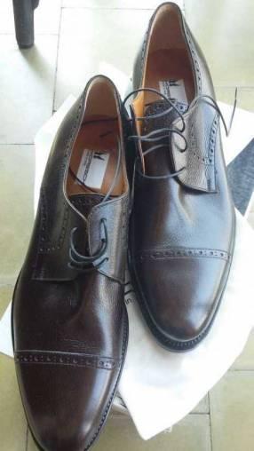 Zapato italiano Moreschi calce 44