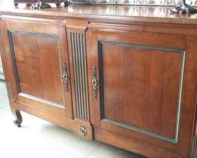 Mueble comedor madera