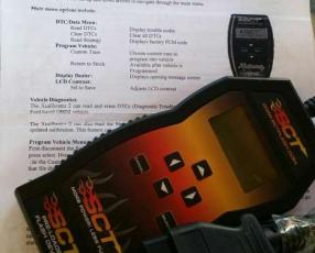 Scanner reseteador para autos