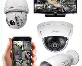 Kit 2 cámaras HD instalado