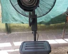 Ventilador humidificador industrial de pie Consumer