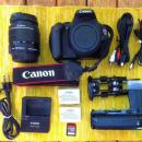 Cámara Canon T3i 600D y accesorios - 3