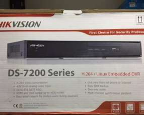 DVR Hikvision DS-7200 series