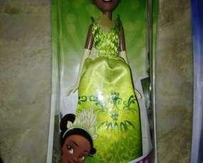 Princesas Disney Tiana y Mulan