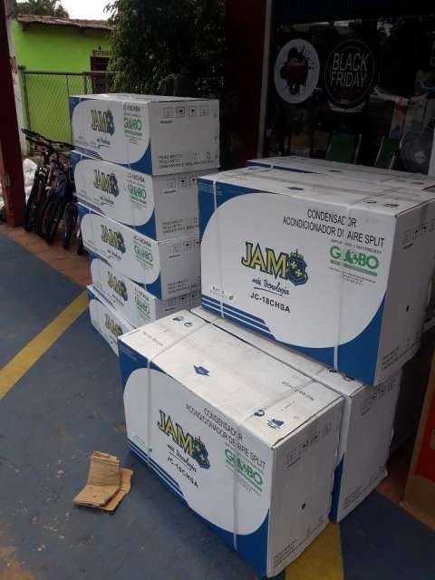 Aire acondicionado split Jam 18.000 btu gas ecológico - 0