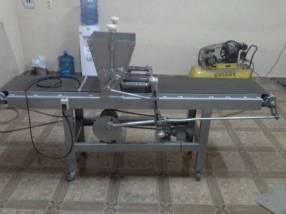 Máquinas automáticas para galletitas chipitas alfajores