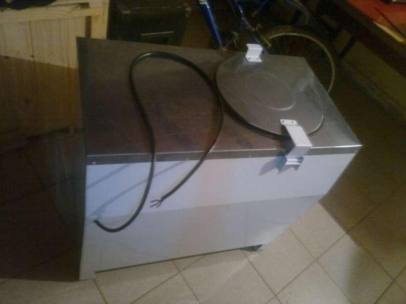 Horno turbo de 5 bandejas con estufa incorporada - 4