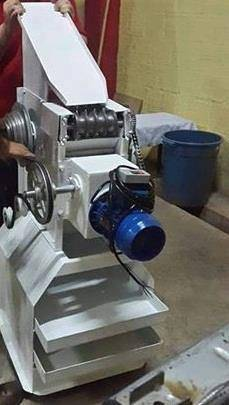 Horno turbo de 10 bandejas y palitera