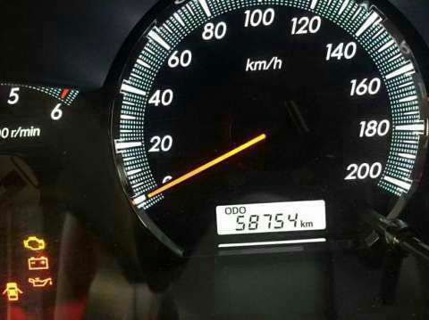 Toyota Fortuner 2014 motor 3.0 turbo diésel intercooler mecánico 4x4 - 6