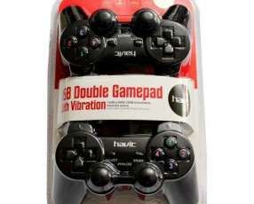 Gamepad para PC USB 2X1 HAVIT