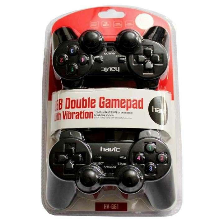 Gamepad para PC USB 2X1 HAVIT - 0