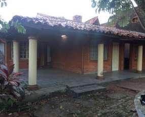 Casa en Asunción Barrio Obrero