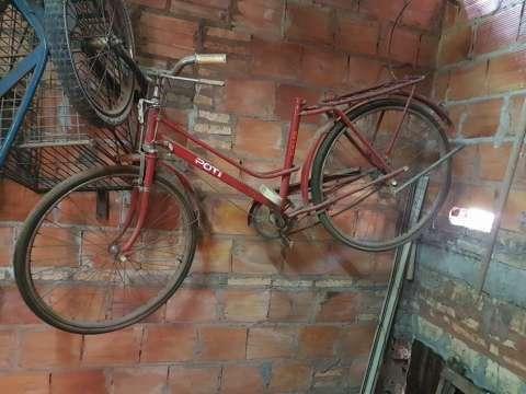 Bicicleta para decoración - 0