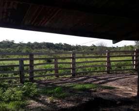 Terreno de 46 hectáreas