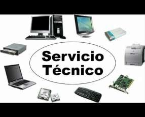 Servicios técnicos de PC y Notebook