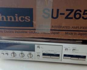 Amplificador TECHNICS, Made in Japan