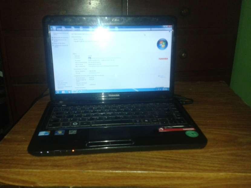 Notebook Toshiba L645-SP4163M