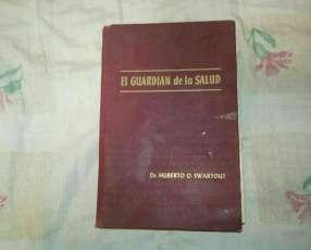 Libro d medicina en el hogar