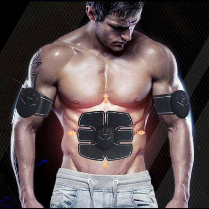 Masajeador reductor de abdominales y celulitis - 0