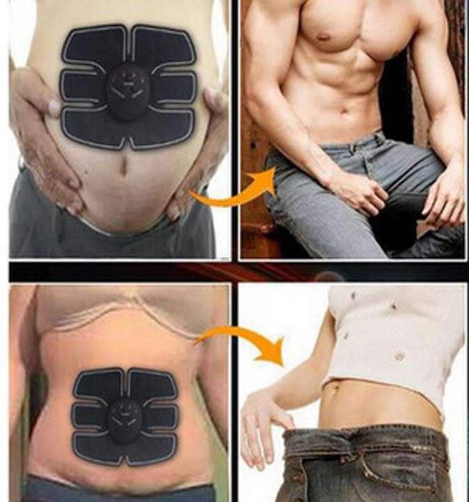Masajeador reductor de abdominales y celulitis - 10