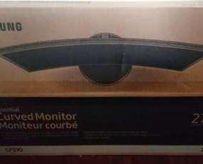 Monitor curvo Samsung 27 pulgadas nuevos