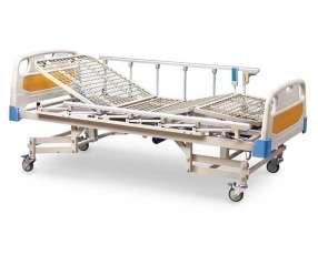 Alquiler de cama de 5 mov. Manual eléctrica