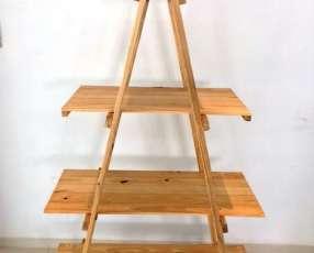 Mueble de Pallet 3 meses de uso