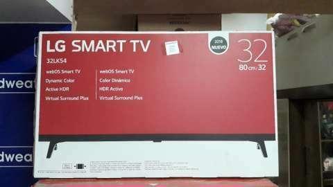 Smart TV LG de 32 pulgadas - 0