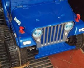 Jeep para niños a batería