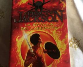 Percy Jackson la batalla del laberinto