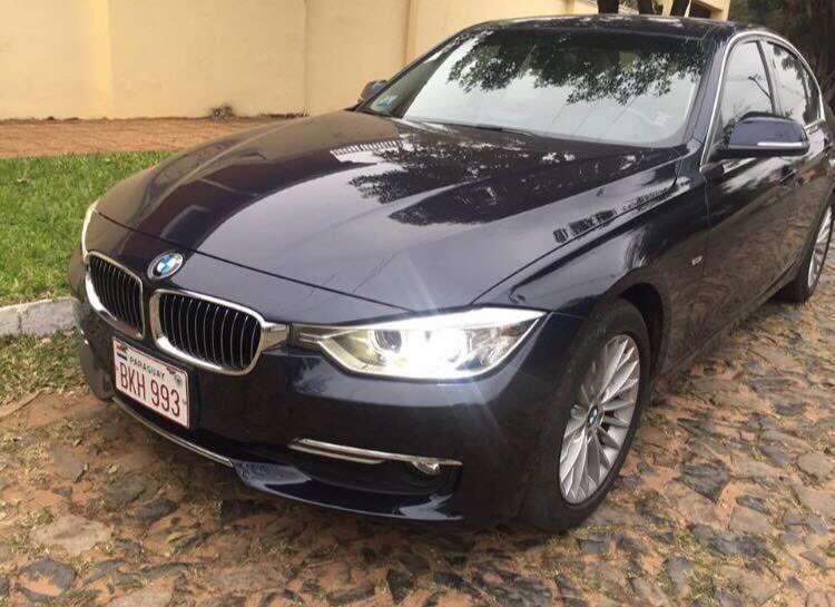 BMW 320D Luxury 2013 - 1