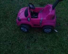 Fiat uno bandeirantes rosado