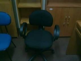 Silla giratoria para oficina