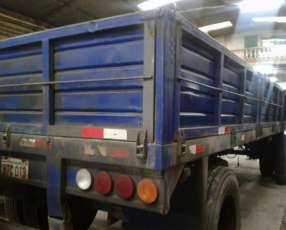 Acoplado para 17.000 kg