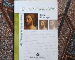 Libro La Imitación de Cristo de Tomas de Kempis