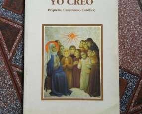 Libro Catecismo de la Iglesia Católica versión corta