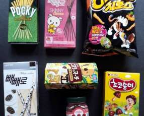 Dulces Coreanos