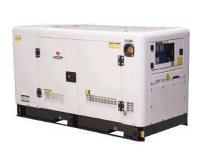 Generador de 15KVA Trifasico Cabinado