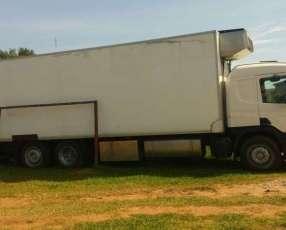 Scania 310 refrigerado 1999