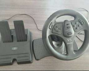 Volante V3 racing wheel sin uso